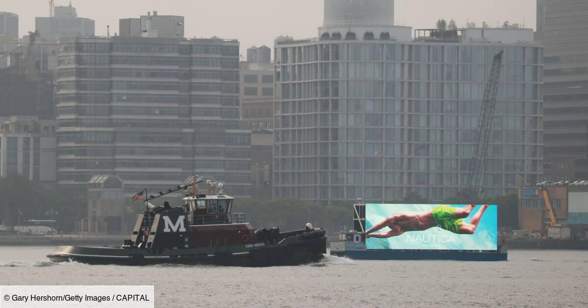 Après les avions, le gouvernement s'attaque aux bateaux publicitaires