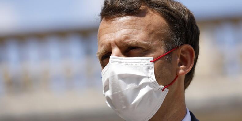 Emmanuel Macron rassure l'Australie concernant les sous-marins français