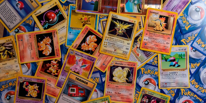 Il dépense 12.000 euros pour une carte Pokémon