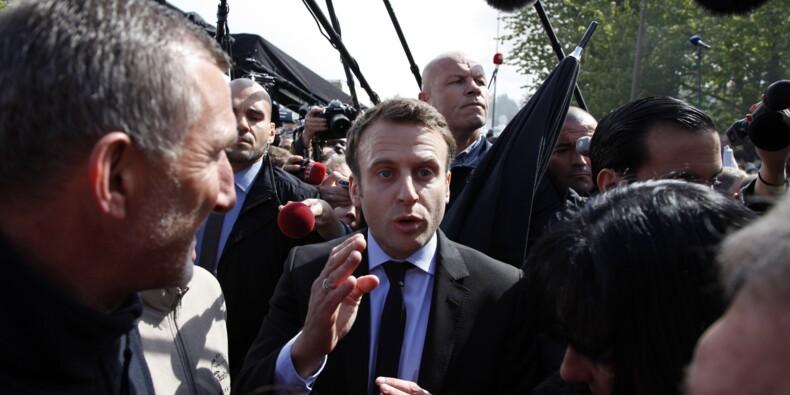 """Les anciens de Whirlpool se sentent """"abandonnés"""" et rappellent Emmanuel Macron sur leur site"""