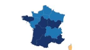 Elections : découvrez qui est en tête des sondages dans votre région