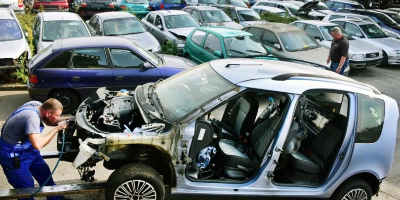 Automobile : le Sénat veut ouvrir le marché des pièces détachées