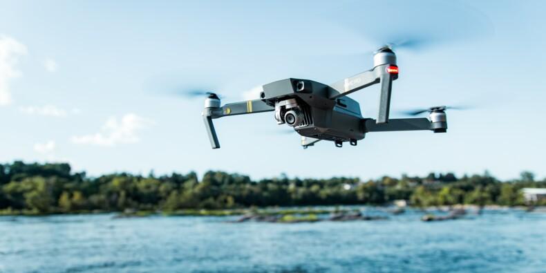 Production de drones à hydrogène : Drone Volt s'associe avec ROTH2
