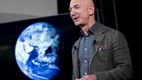 Une improbable pétition demande d'interdire à Jeff Bezos de revenir sur Terre