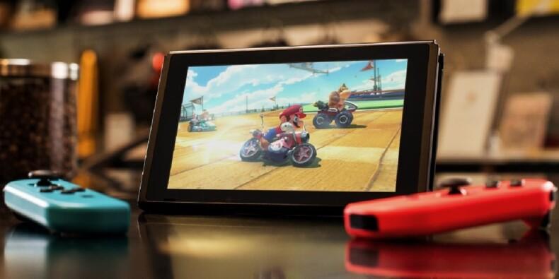 Nintendo Switch : Jusqu'à -55% sur les consoles et jeux vidéo sur Amazon
