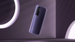 Xiaomi : Offre flash sur le smartphone Mi Note 10 Lite chez Amazon (-34%)