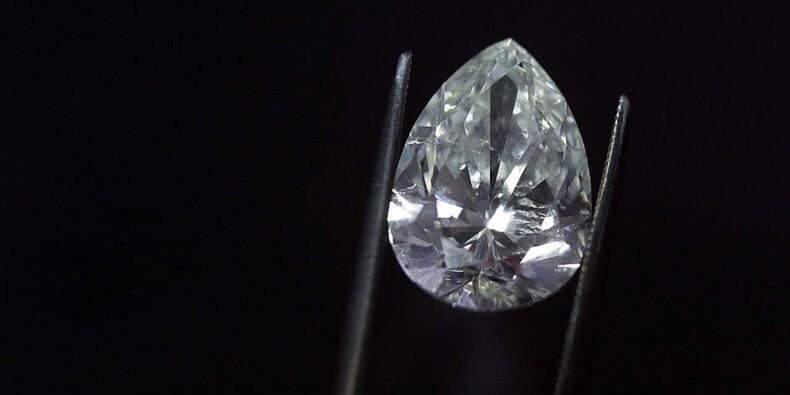 Sotheby's va accepter pour la première fois la cryptomonnaie pour un diamant rare