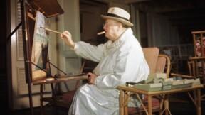 Un tableau de Churchill vendu près de deux millions de dollars aux enchères