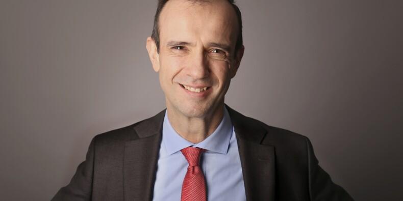 """François-Xavier Selleret, DG de l'Agirc-Arrco : """"pendant une semaine vous pourrez bénéficier de réponses personnalisées sur votre future retraite"""""""