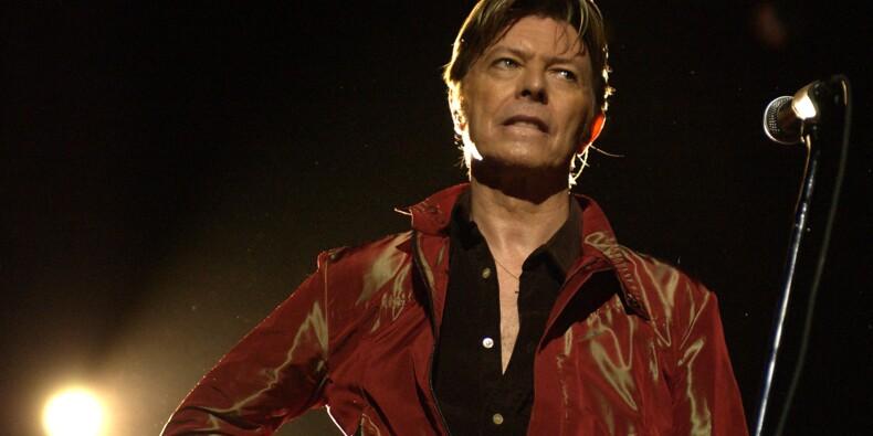 Un tableau de David Bowie, acheté 5 dollars, revendu une fortune aux enchères