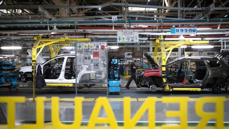 """""""Du jamais vu"""" : Renault Sandouville ferme faute de composants"""