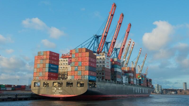 Fort rebond des exportations chinoises au mois de juin