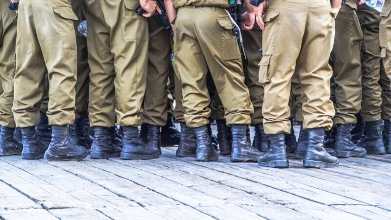 Avec cette tenue, les soldats israéliens seront presque invisibles