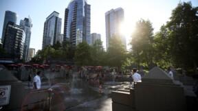 """Cauchemar au Canada : un """"dôme de chaleur"""" fait une centaine de morts"""