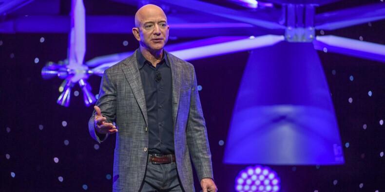 Espace : le match Jeff Bezos - Richard Branson