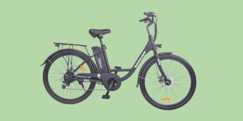 Soldes Cdiscount : Profitez de -700 euros sur le vélo électrique Velobecane
