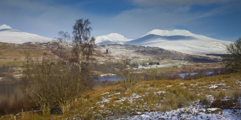 """Les ruines d'un village écossais """"hanté"""" sont à vendre"""