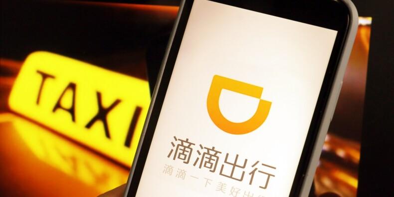 Pourquoi le Uber chinois est visé par une enquête par Pékin