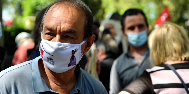 Covid-19 : Philippe Martinez s'oppose à la vaccination obligatoire des soignants