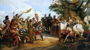 En 1214, la victoire de Bouvines a empêché l'éclatement de la France