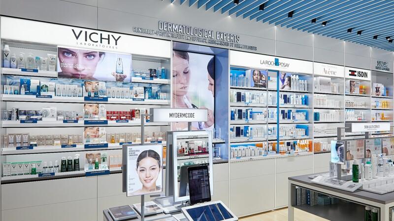 Comment l'Oréal a établi sa domination en pharmacie