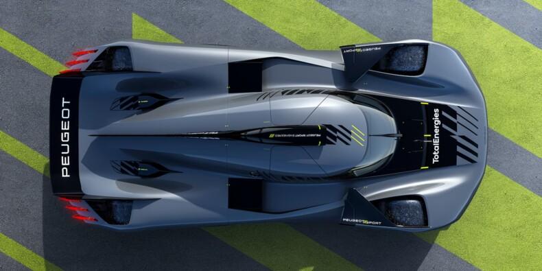 Peugeot dévoile son Hypercar pour gagner les 24 Heures du Mans