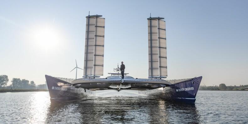 Grâce à Eodev, les bateaux se convertissent à l'hydrogène