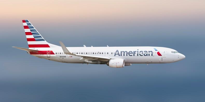 Ils refusent de porter le masque, un vol d'American Airlines retardé d'un jour