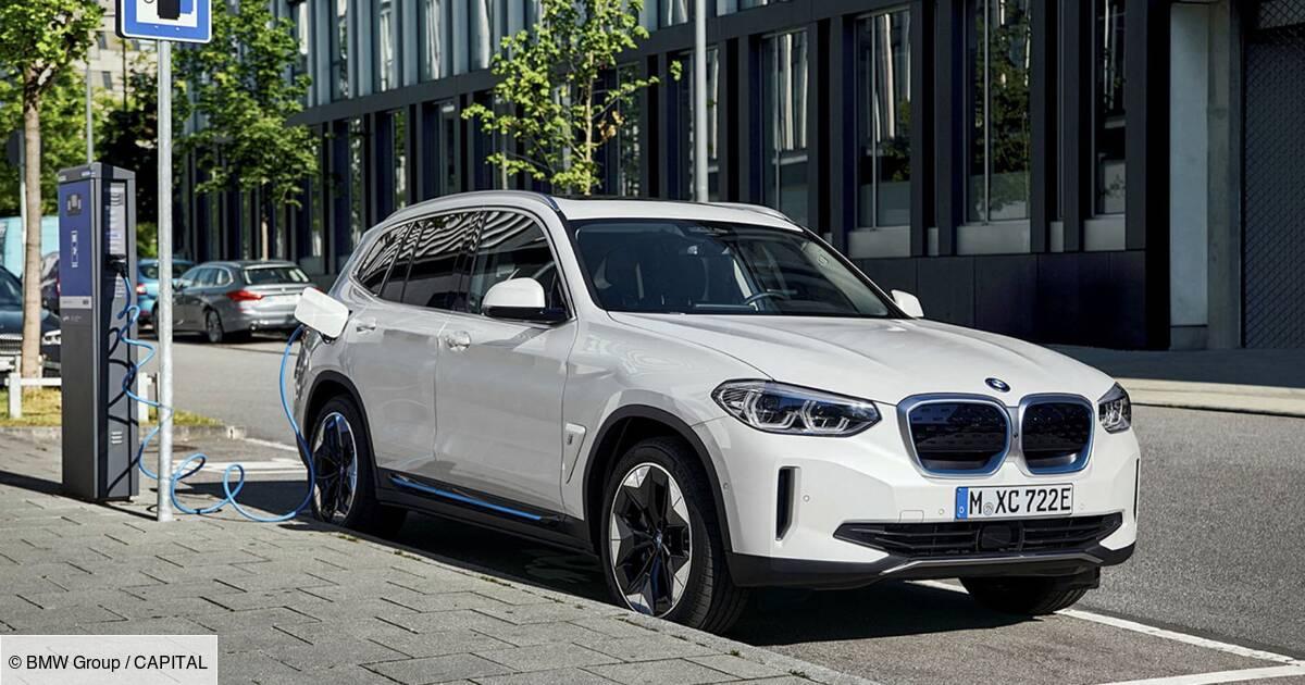 BMW iX3 : un SUV 100% électrique à la hauteur de ses cousins thermiques