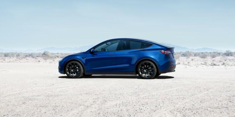 Tesla : on connaît la date de livraison en France de la Model Y