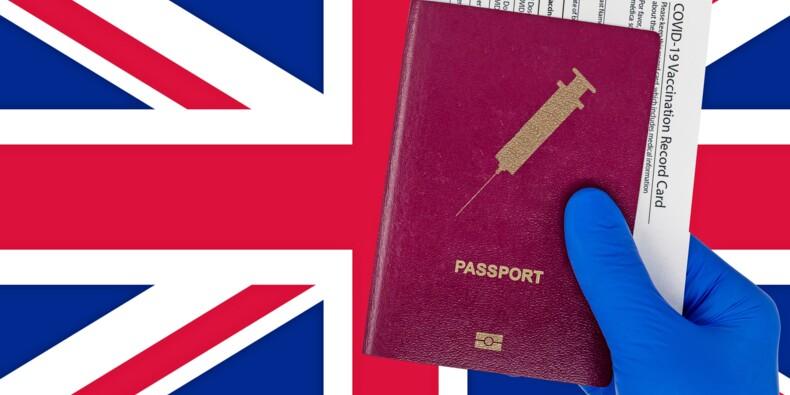 Covid-19 : les étrangers totalement vaccinés pourraient bientôt venir au Royaume-Uni sans quarantaine