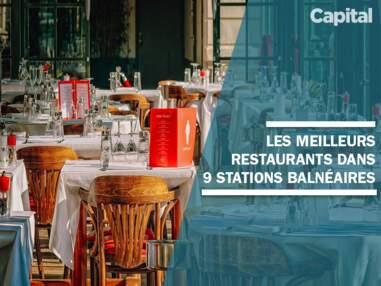 Deauville, Biarritz... les meilleurs restaurants dans 9 stations balnéaires