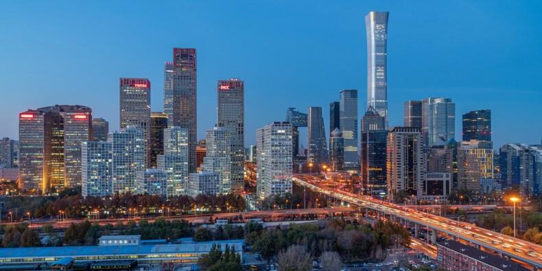 Le vent serait à l'origine des tremblements d'un gratte-ciel en Chine selon des experts