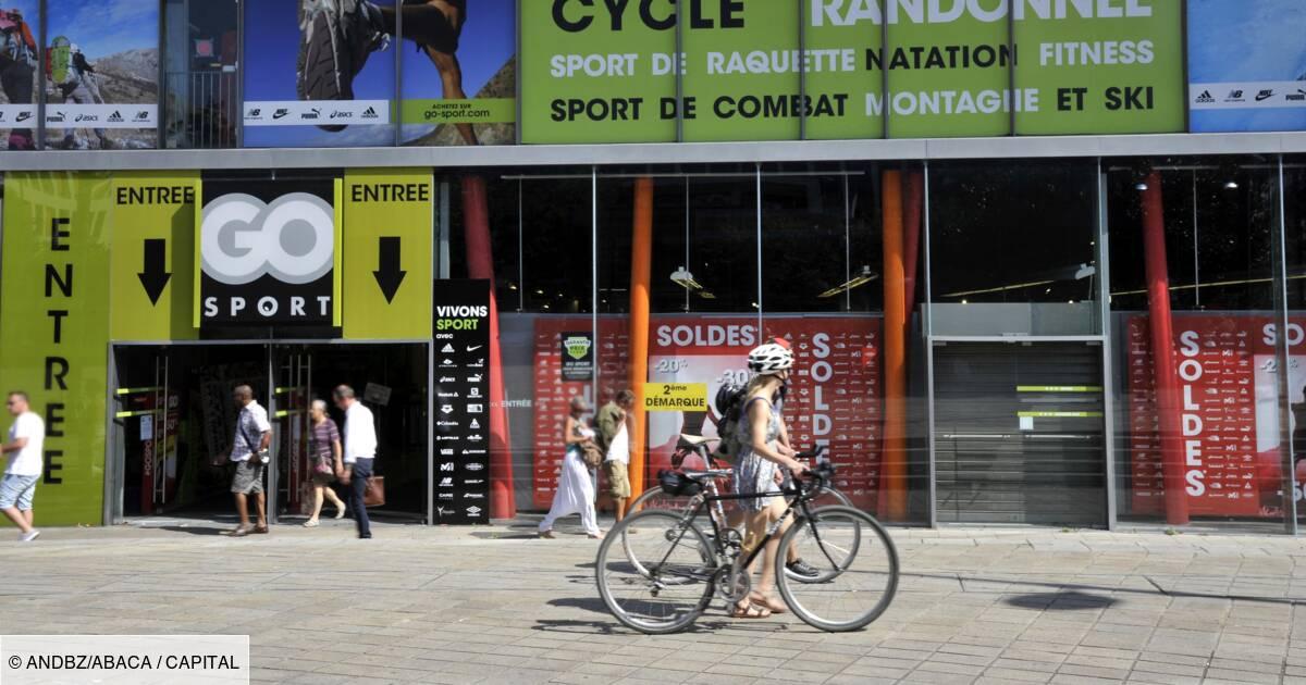 Pour un euro symbolique, Go Sport va être racheté par un homme d'affaires bordelais