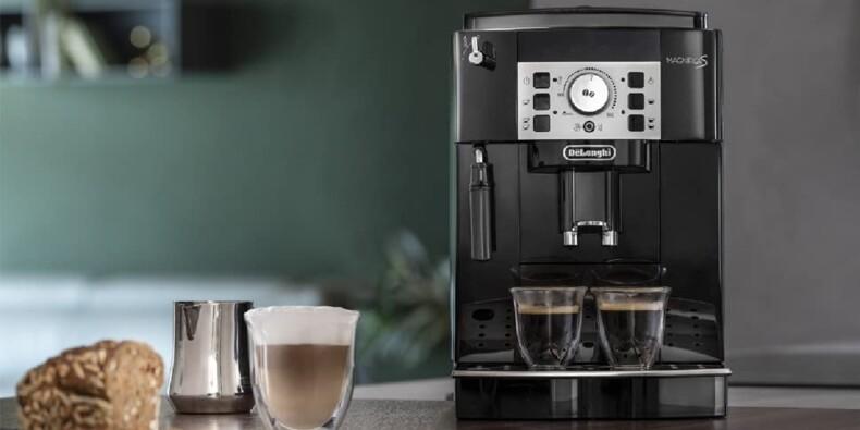 Soldes Amazon : Nouveaux modèles de machines à café en promotion (jusqu'à -230 euros)