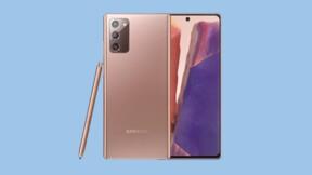 Samsung Galaxy Note 20 : Économisez 310 euros sur le smartphone avec stylo
