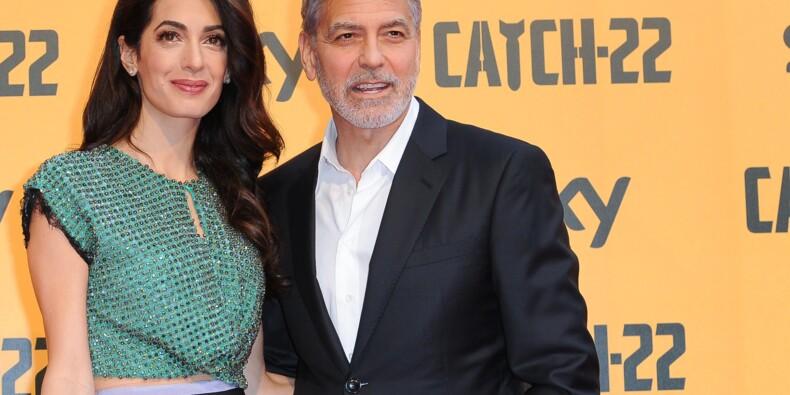George Clooney et sa femme prennent officiellement leurs quartiers dans le sud de la France