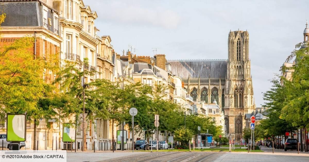 Le Mans, Reims, Versailles... ces villes qui attirent de plus en plus les Parisiens