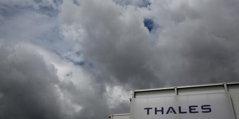 Thales révise son objectif de chiffre d'affaires annuel à la hausse