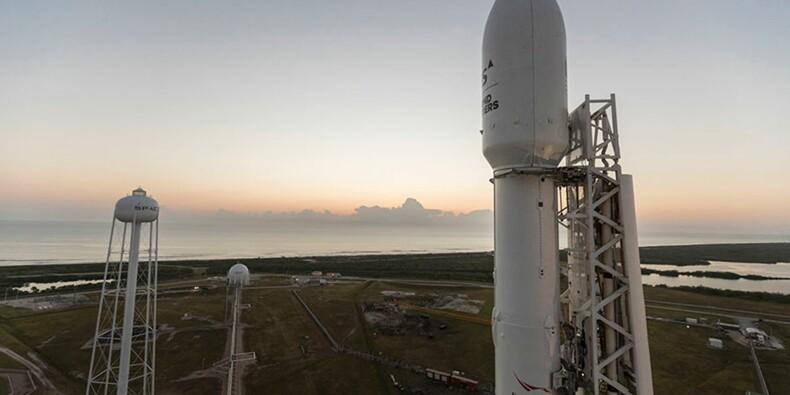 Lune glacée de Jupiter : SpaceX choisi par la Nasa