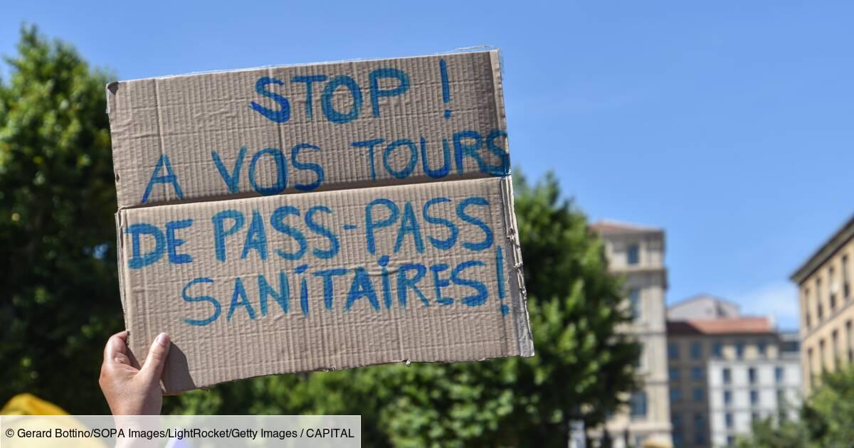 Pass sanitaire : les opposants maintiennent la pression sur le gouvernement