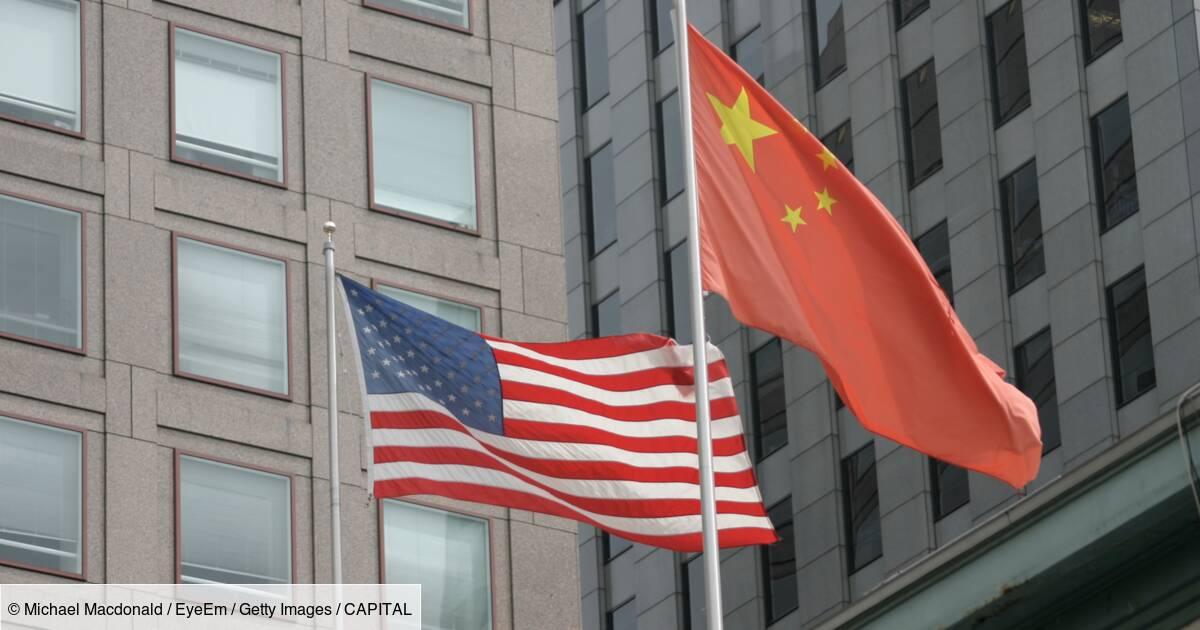 Chine : la première visite d'une émissaire de Biden... et quelques couacs