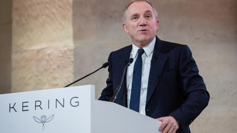 Luxe : le Français Kering retrouve des couleurs