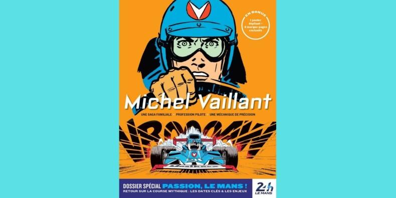 La légende d'un as du volant, Michel Vaillant