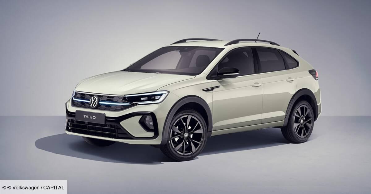 Volkswagen dévoile le Taigo, son premier SUV coupé pour l'Europe