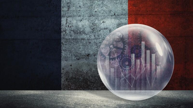 En France, la croissance repart à la hausse ce trimestre