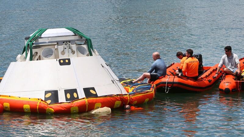 """""""Taxi spatial"""" : nouvel essai de rejoindre l'ISS pour Boeing et son Starliner"""