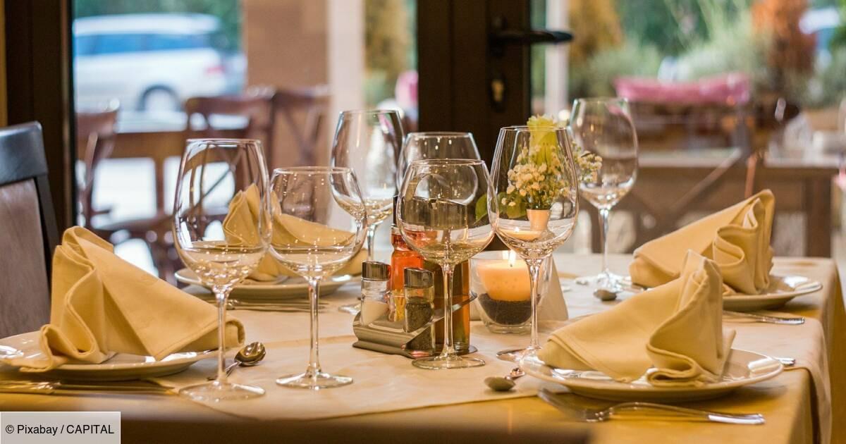 Covid-19 : le chiffre d'affaires des restaurants en chute libre