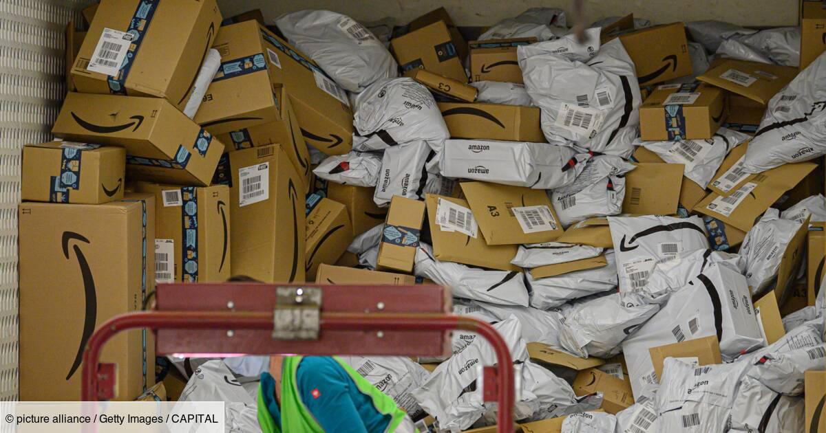 Destruction des produits invendus : Amazon annonce un changement de politique
