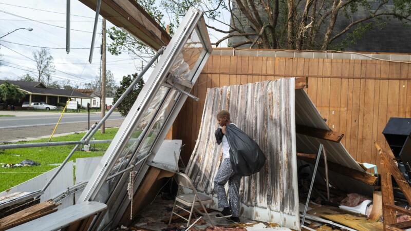 L'ouragan Ida risque d'être la pire catastrophe météo de l'Histoire, avertit l'ONU